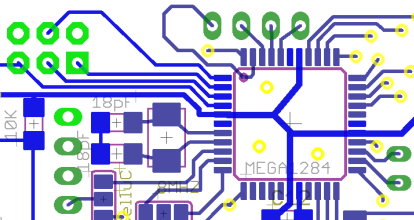ATmega1284-debugging